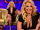 Britney Spears appears on Alan Carr Chatty Man Caption: ACCM show 8 / ACCM show 8