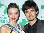 From lingere model to leading lady? Miranda Kerr 'is talking to acting agents' to pursue a Hollywood career... hubby Orlando Bloom 'will open doors for her'