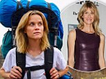 Reese Witherspoon shares first picture of herself on the set of Wild as it's revealed Laura Dern has been cast as her mother