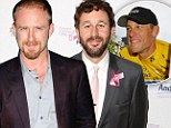 Tour de force! Ben Foster set to star as disgraced cyclist Lance Armstrong in new biopic alongside Bridesmaids' Chris O'Dowd