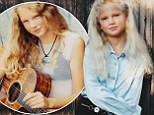 Star in the making! A look at Taylor Swift's early years as family friend opens photo albums