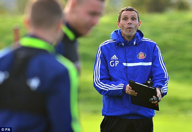Take note: Poyet has warned his players that needless mistakes must stop
