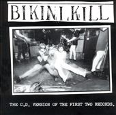 The CD Version of the First Two Records