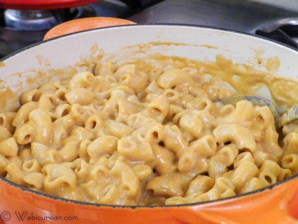 Creamy Gluten-Free Vegan Mac and Cheese | Webicurean