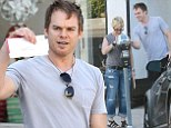 I want to kill you! Dexter star Michael C Hall fumes after getting parking ticket in Beverly Hills