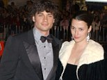 Split: Tom Welling and his wife Jamie have split after more than ten years of marriage