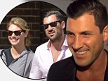 Maksim Chmerkovskiy confirms he's dating Kate Upton and says she's an 'amazing girl'