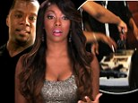 Porsha Williams gets revenge on her ex by scratching his face out of wedding pictures in trailer for new season of Real Housewives Of Atlanta
