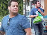 It's buff Bono! Chaz flexes his muscles as he goes on shopping spree in Los Angeles