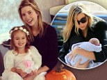 'A princess and a pumpkin'! Ivanka Trump plays Halloween dress up with daughter Arabella... just five days after giving birth to son Joseph