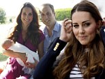 The Duchess of Cambridge has booked Joh Bailey