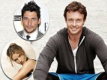 James Duigan, David Gandy and Rosie H-W