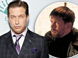 Back on screen: Stephen Baldwin, shown in July in New York City, returned to the big screen in a new faith-based movie and said he believes his born-again Christianity may have cost him roles in Hollywood