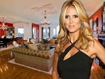 Heidi Klum buys gorgeous $9.875million mansion in the 'celebrity enclave' of Bel Air in Los Angeles