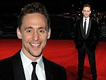 'She's so warm and intelligent': Tom Hiddleston on co-star Tilda Swinton at the BFI London Film Festival premiere of Only Lovers Left Alive