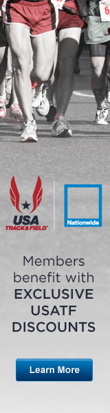 USATF Discounts with Nationwide