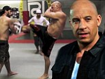 Bigger, stronger, faster! As a thank you to his 50 million fans, Vin Diesel posts his Fast & Furious 7 training video for all to enjoy
