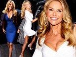 Christie Brinkley reflects on posing 'practically naked' for Sports Illustrated... and proves she's still as sexy as ever at 59