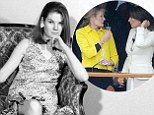 Watch out Carole! There's a new glam mother on the royal block... as Harry invites girlfriend Cressida to George's christening, how her It Girl mum rivals Mrs Middleton
