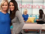 Dating life: Single mother Jennie Garth opened up to talk show host Bethenny Frankel about dating in a candid conversation airing on Monday