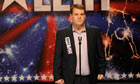 James Corden in One Chance, a film based on the story of Britain's Got Talent winner Paul Potts