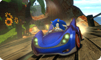 Sonic & All-Stars Racing Zooms To Smartphones, Along With New Rhythm Thief