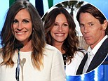 'He made me believe in myself in a whole brand-new way': Julia Roberts gushes about husband of 11 years Danny Moder during festival speech