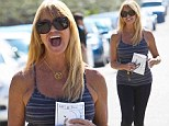 Let's go shopping! Goldie Hawn has a blast shopping for homes in Los Angeles' most sought after areas