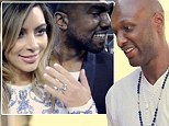 Slurring Lamar Odom insists he was invited to Kim Kardashian proposal (but had better things to do)... in rambling curbside interview outside club