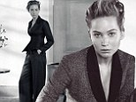 Effortless Jennifer Lawrence goes barefaced and lets her natural beauty shine through in new Dior campaign
