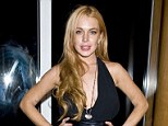 In trouble again: Lindsay Lohan is being sued for accident from last year, pictured in New York in September