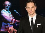 Tom Hardy to play Elton John in new biopic Rocketman charting the singer's rise to stardom