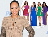 Over it: Evelyn Lozada, shown last December in Los Angeles, has decided to skip the Basketball Wives reunion show prompting its cancellation