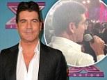 Simon Cowell sings Power Rangers for charity