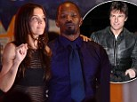 Betrayal! Tom Cruise 'not happy after his ex-wife Katie Holmes hooked up with good friend Jamie Foxx'