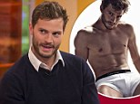 The rumours are true! Jamie Dornan 'lands leading role' in Fifty Shades Of Grey after Charlie Hunnam's swift departure