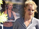 Britney Spears proves she's still got it as she shows off toned abs in sports bra after dance rehearsal