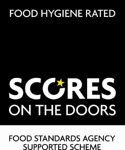 Scores on the Doors logo