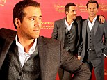 Double the birthday fun! Ryan Reynolds marks his 37th year by being immortalised in wax