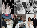 Christenings through the ages