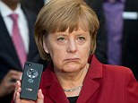 Angela Merkel's government said it took allegations the US had been listening to her calls 'extremely seriously'