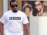 'My father was a hustler. He was a drug dealer': Sean 'Diddy' Combs opens up for first time about dad Melvin's death as he promotes new music TV network Revolt