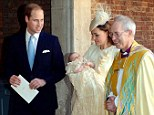 The Most Reverend Justin Welby, who led Prince George's christening, said he has no objection to him converting to Buddhism