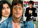 'If John loved her, there's got to be something': Paul McCartney ends long-standing battle with Beatles bandmate John Lennon's widow Yoko Ono