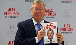 Book of revelations: Ferguson's memoirs included his opinions on a lot of football figures