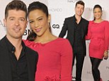 Robin Thicke reveals longtime wife Paula Patton sometimes pretends to be a groupie in the bedroom