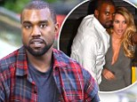'I've never loved a girl, except my mom, as much as I love Kim': Kanye West gushes about his fiancee... and boasts they are the 'most influential' couple