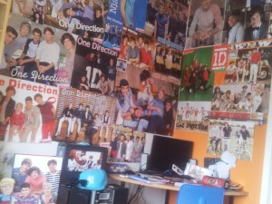One Direction Kamer Lotte