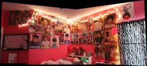 One Direction Kamer Merel