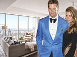 Living the high life! Gisele Bundchen and Tom Brady buy $14million New York condo on 47th floor